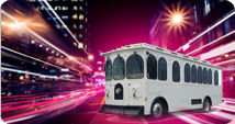 Limousine Trolley Packages